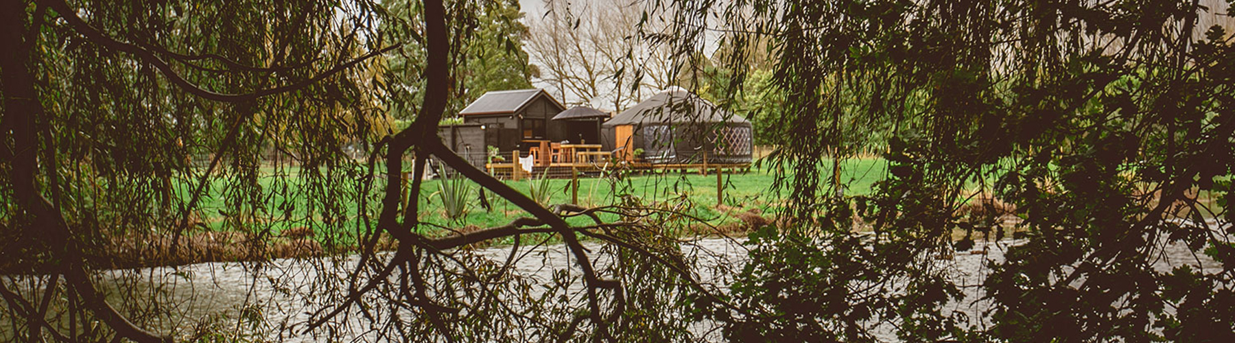 THE ROUND TENT – Boutique Glamping