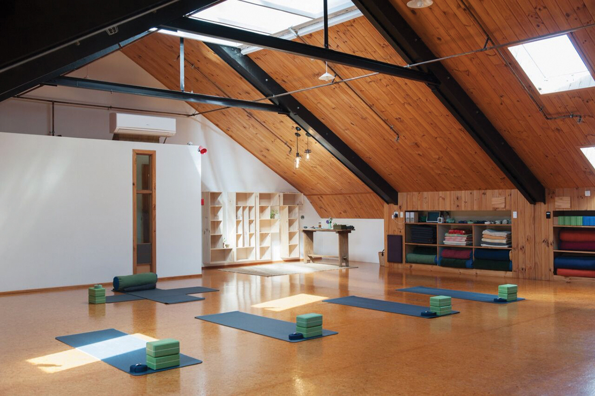 Benefits of a regular Yoga practice with The Raglan Yoga Loft
