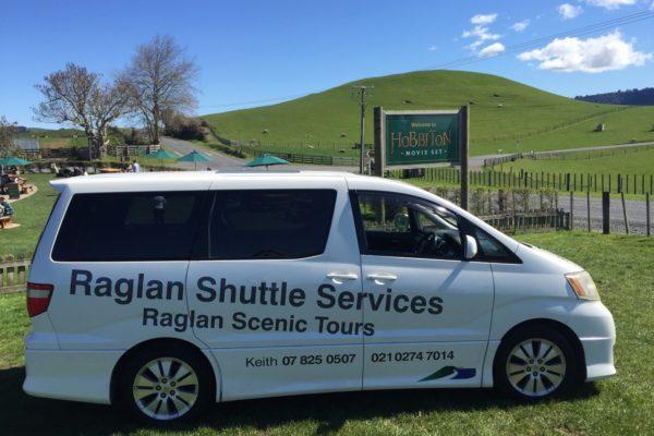 Raglan Shuttle Service Hobbiton